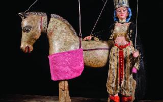 L'Opera dei Pupi di Mimmo Cuticchio al Quirinale