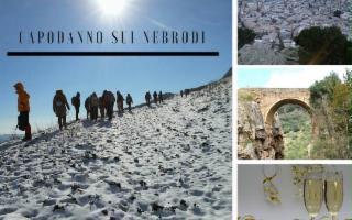Capodanno sui Nebrodi