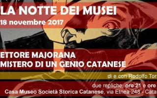 Ettore Majorana - Mistero di un genio catanese