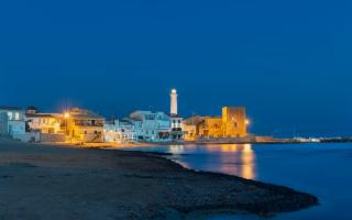 Il relitto bizantino nel mare del commissario Montalbano