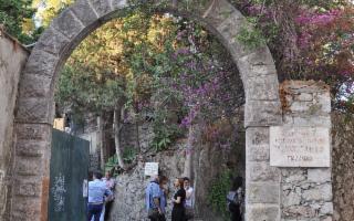 Una grande Festa dell'Albero presso ''Le Rocce di Capo Mazzarò''