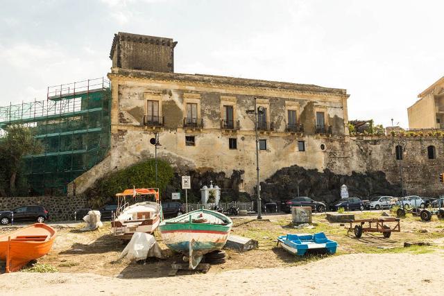 Il Castello di Schisò farà parte del Parco Archeologico di Naxos-Taormina