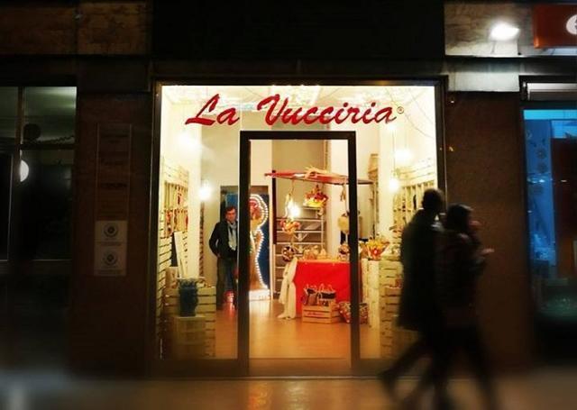 ''La Vucciria'' nel salotto di Palermo, oggi mostra e degustazione