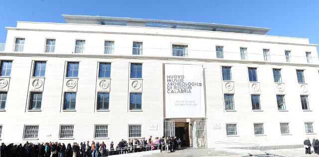 Il Museo Archeologico Nazionale di Reggio Calabria (MArRC)