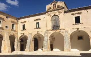 Rubino 2017 tiene a battesimo la riapertura dell'ex Convento del Carmine di Scicli