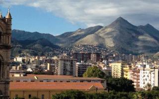 Escursione a Monte Cuccio