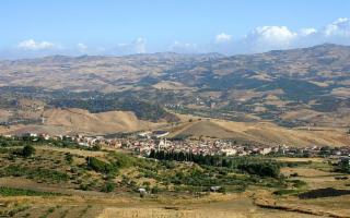 Villalba, nel cuore della Sicilia