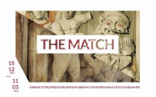 Al Museo Salinas di Palermo la mostra The Match