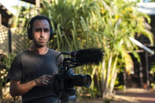Il videomaker Calogero Ricciardello