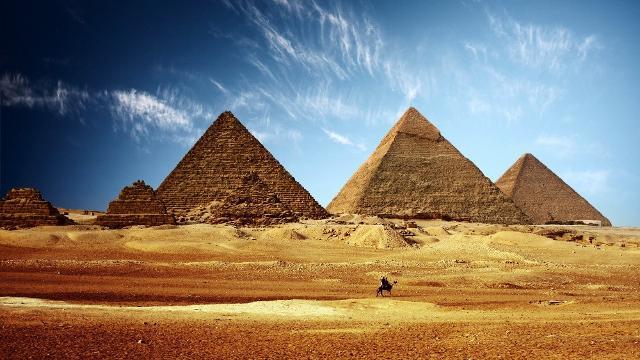 La Valle di Giza