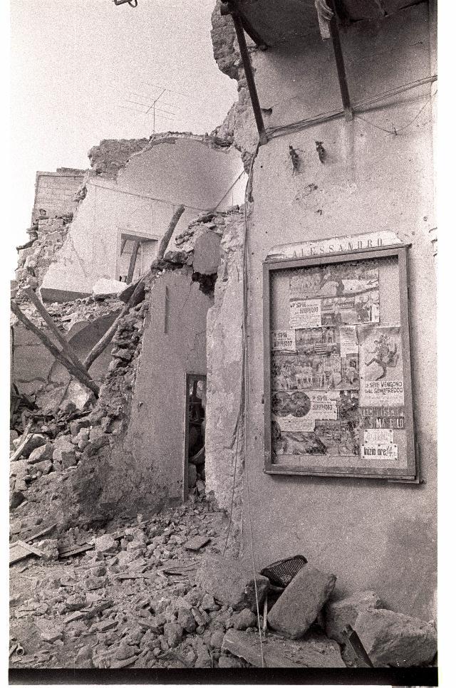 Il terremoto del Belìce fotografato da Melo Minnella