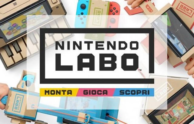 Da Nintendo i ''cartoni animati'' di Switch