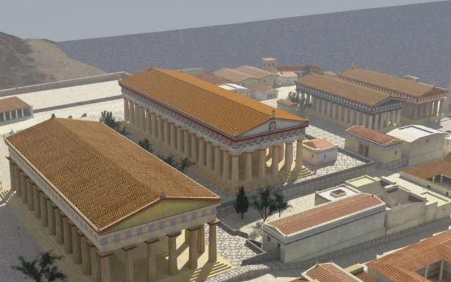 Trovata a Selinunte la più antica raffigurazione di tutto il mondo greco antico!