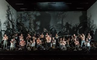 Il Guglielmo Tell di Rossini al Teatro Massimo di Palermo