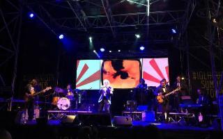 Palermo Tram & Square Rock 2018