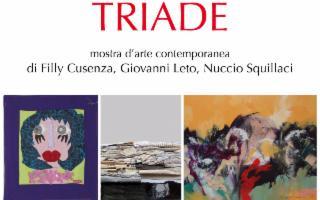 Triade, una mostra da non perdere al Centro d'arte e cultura Piero Montana di Bagheria