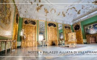 Notte a Palazzo Alliata di Villafranca