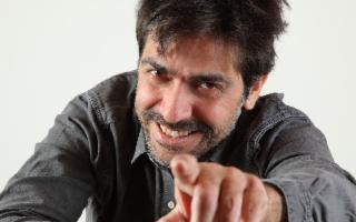 Papà alla coque, con Sergio Vespertino