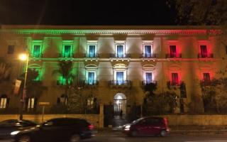 La Fondazione Sicilia si veste tricolore per Palermo capitale della Cultura 2018