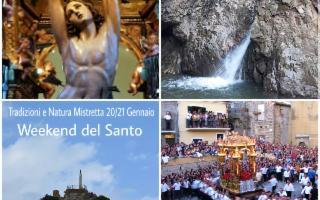 Weekend di San Sebastiano a Mistretta