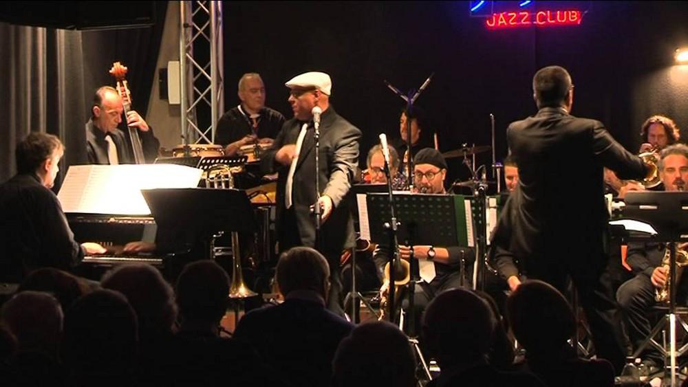 Sal Pizzurro e l'Orchestra Jazz Siciliana