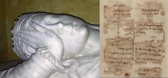 A Palermo si trova il documento più antico d'Europa