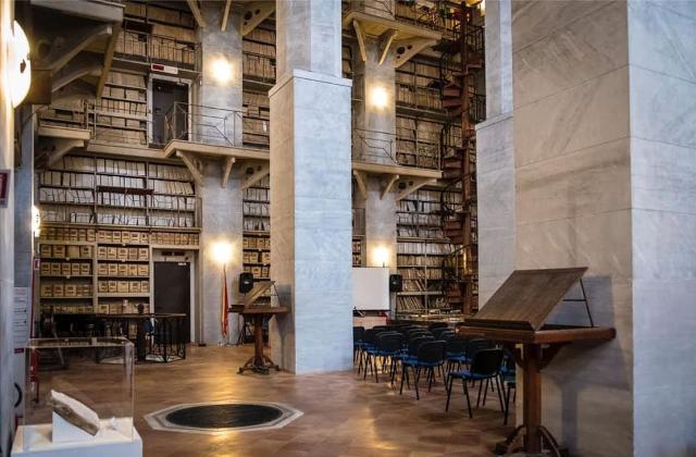 L'Archivio Storico di Palermo