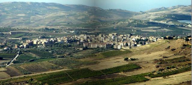 Panorama di Camastra