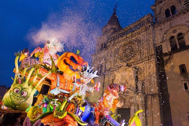 """Ci sono tante novità per quello che viene definito """"il più bel Carnevale di Sicilia""""..."""