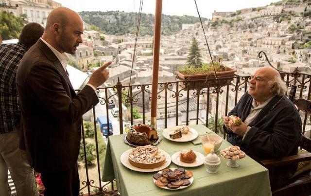 Il Commissario Montalbano e il Dottor Pasquano
