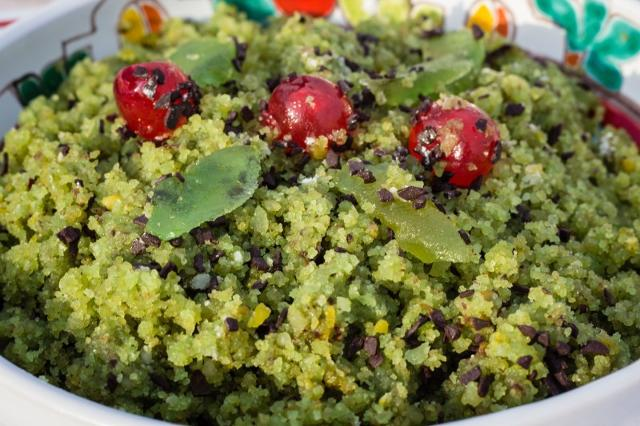 Il cous cous dolce, ricetta tipica di Agrigento