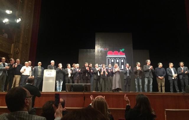 Premiati Oleifici Barbera omaggia Palermo Capitale della Cultura