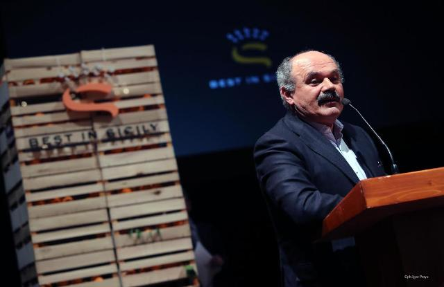 ''La Sicilia non è la regione più povera d'Europa'', parola di Oscar Farinetti