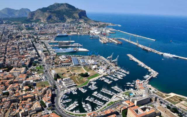 Il waterfront di Palermo si prepara a cambiar volto