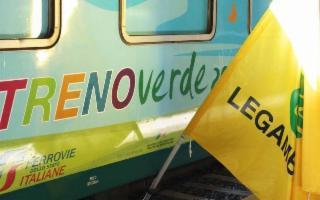 È partito dalla Sicilia il Treno Verde 2030, futuro 100% rinnovabile
