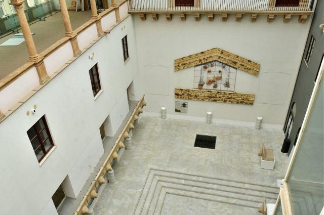 L'Agorà del Museo Salinas di Palermo
