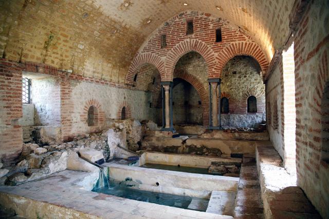 I bagni arabi di Cefalà Diana