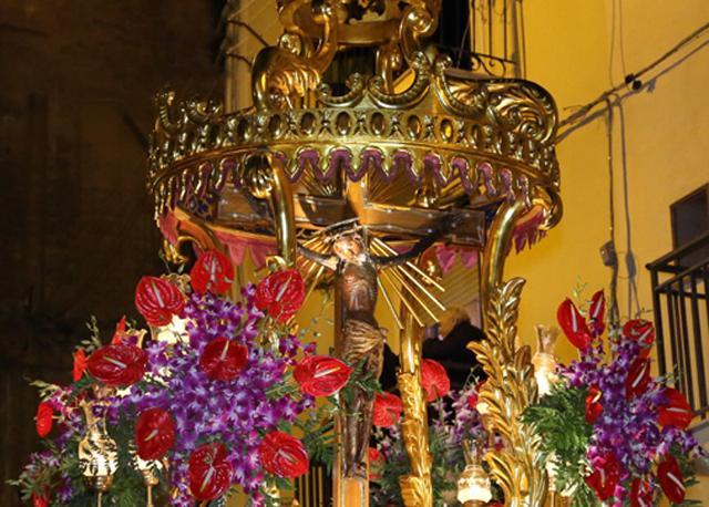 Il Cristo nero di Caltanissetta