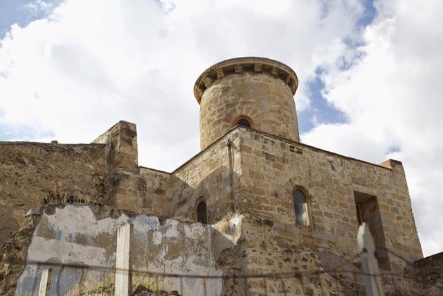 Castello di Maredolce o palazzo della Favara, Palermo