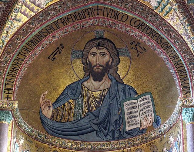 Il Cristo Pantocratore del Duomo di Cefalù