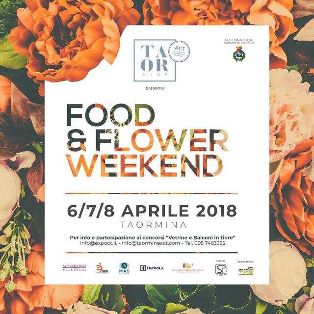 food-flower-weekend