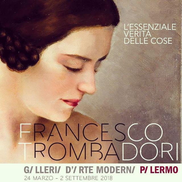 L'arte di Francesco Trombadori torna in Sicilia