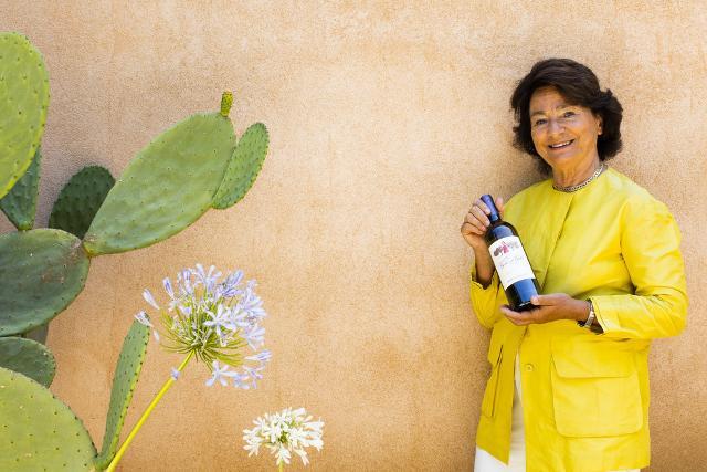 Il Premio Donne&Vino 2018 a Gabriella Anca Rallo