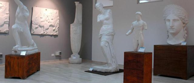 Gipsoteca del Dipartimento Culture e Società dell'Università degli Studi di Palermo