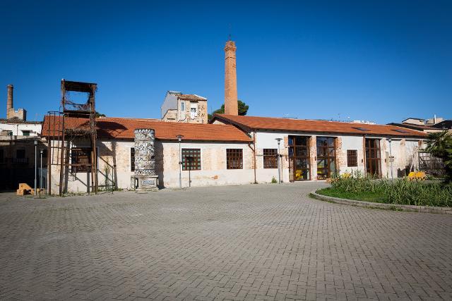 Cantieri Culturali della Zisa - Padiglione Cre.zi. Plus