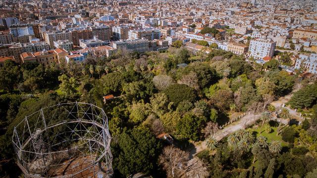 L'Orto Botanico di Palermo - ph. CAVE Studio