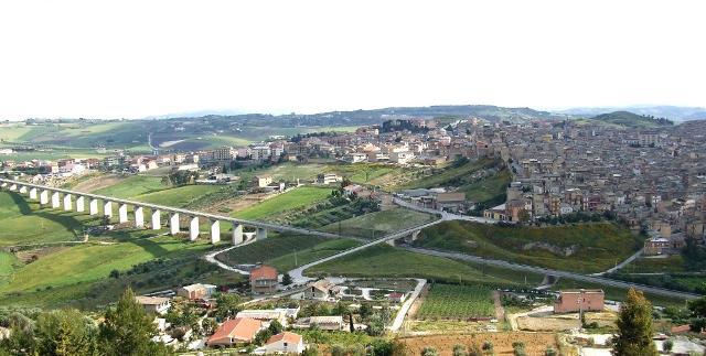 Panorama di Riesi