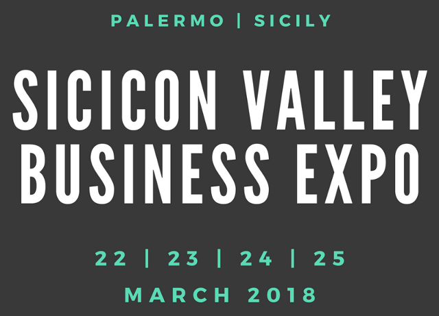 Nasce a Palermo Sicicon Valley Expo 2018