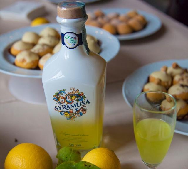 Il Limone di Siracusa Igp per un nuovo liquore Stock