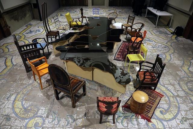 Pistoletto e il Laboratorio del Dialogo a Palermo